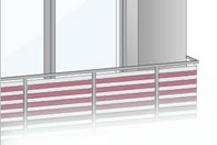 balkon konfigurieren gel nder f r au en. Black Bedroom Furniture Sets. Home Design Ideas