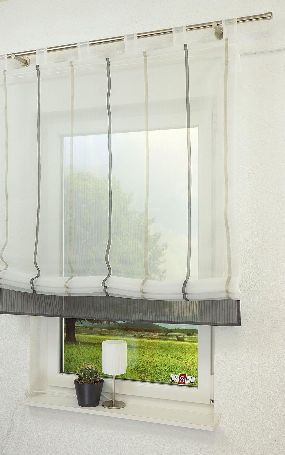 raffrollo nat rlichkeit bei. Black Bedroom Furniture Sets. Home Design Ideas