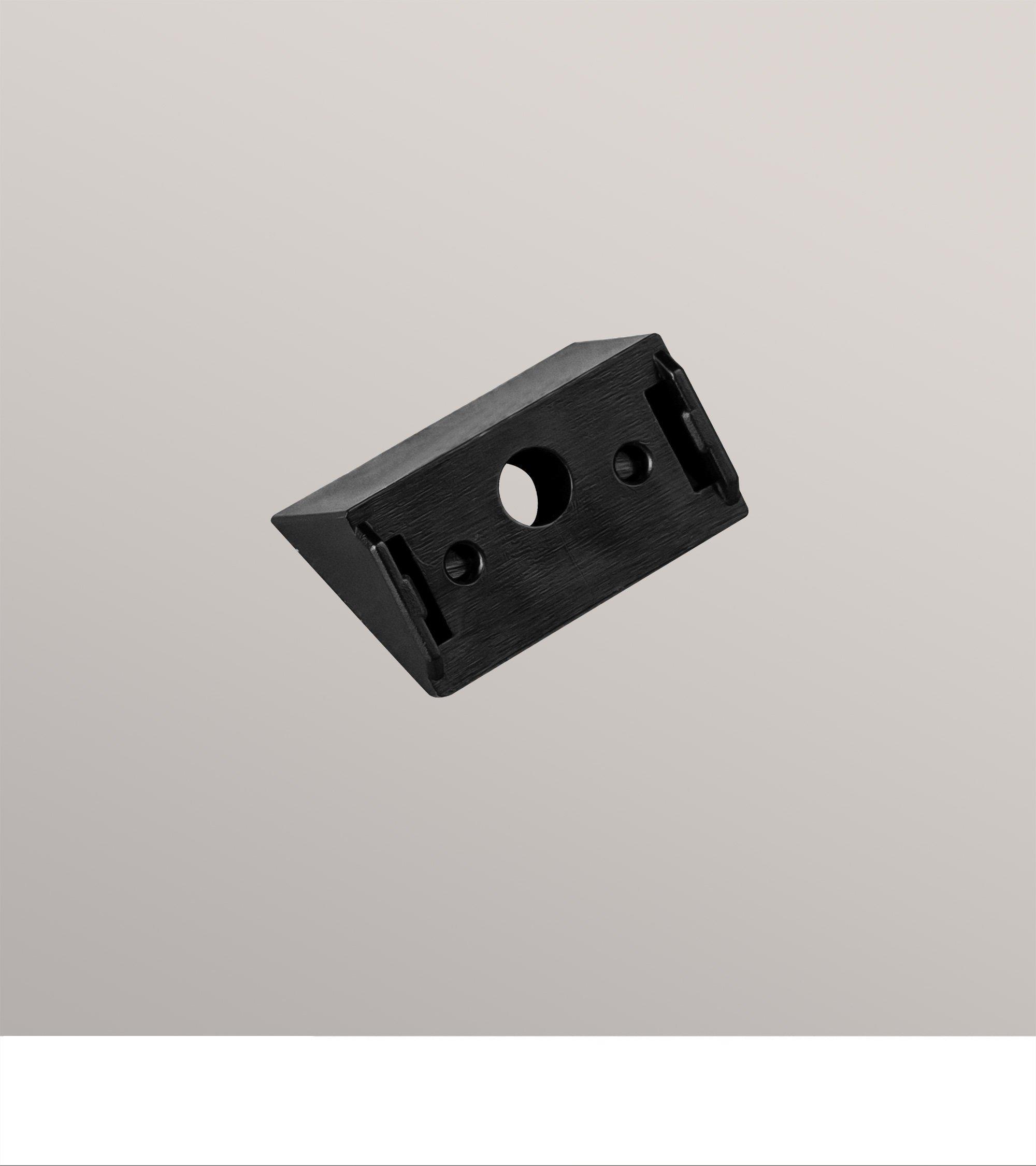 ausgleichskeil 45 cosiflor zur befestigung ihres cosiflor plissees. Black Bedroom Furniture Sets. Home Design Ideas