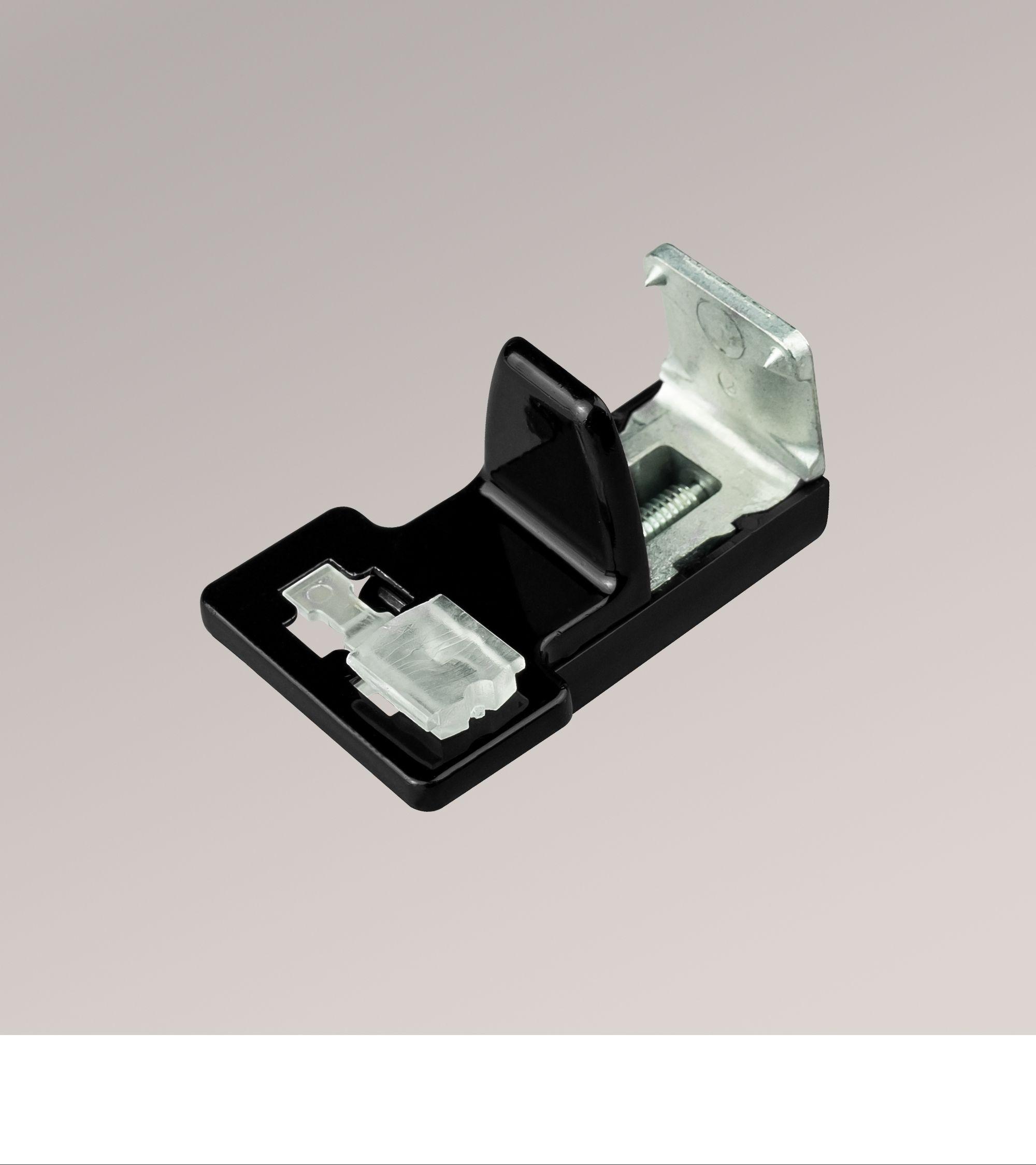 klemmtr ger exklusiv decomatic zur befestigung ihres. Black Bedroom Furniture Sets. Home Design Ideas
