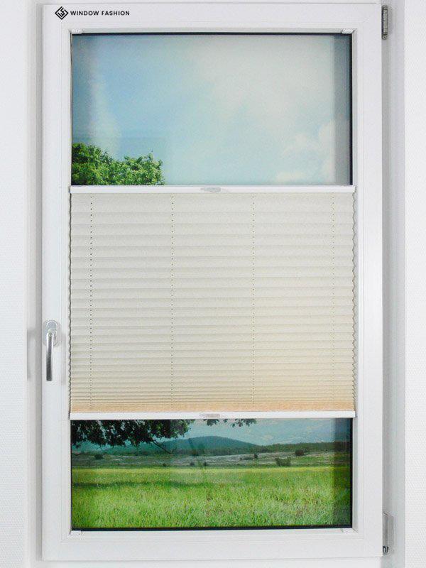 Plissee mit muster plisseerollos einfarbig plissee rollo for Fenster 70x100
