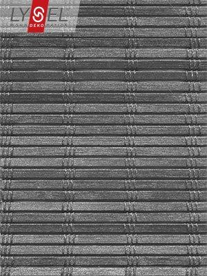bambusrollo graualuminium b286. Black Bedroom Furniture Sets. Home Design Ideas