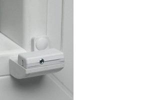 plissee montage ohne bohrung mit klemmtr gern stick. Black Bedroom Furniture Sets. Home Design Ideas