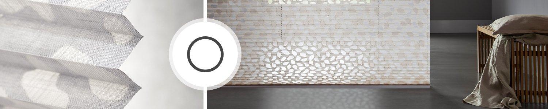 plissee transparent unser sortiment an transparenten plissees. Black Bedroom Furniture Sets. Home Design Ideas