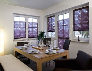 plissee mit muster und motiven gro e auswahl bei. Black Bedroom Furniture Sets. Home Design Ideas