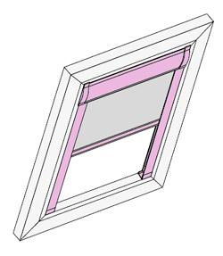 dachfenster rollo plissee f r dachfenster dachfenster jalousie. Black Bedroom Furniture Sets. Home Design Ideas