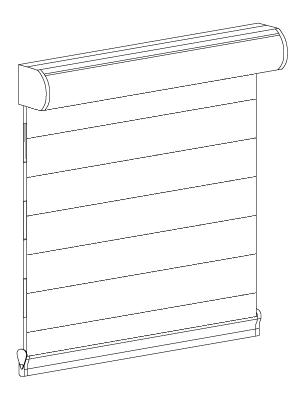 doppelrollo kassette cool doppelrollo kassette with doppelrollo kassette good doppelrollo mit. Black Bedroom Furniture Sets. Home Design Ideas